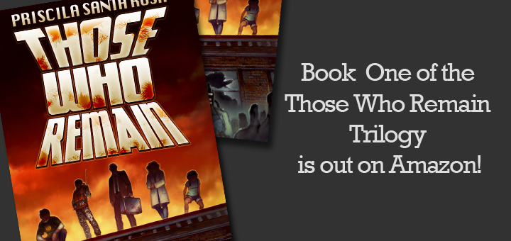 Those Who Remain - Book 1 - A Zombie Novel